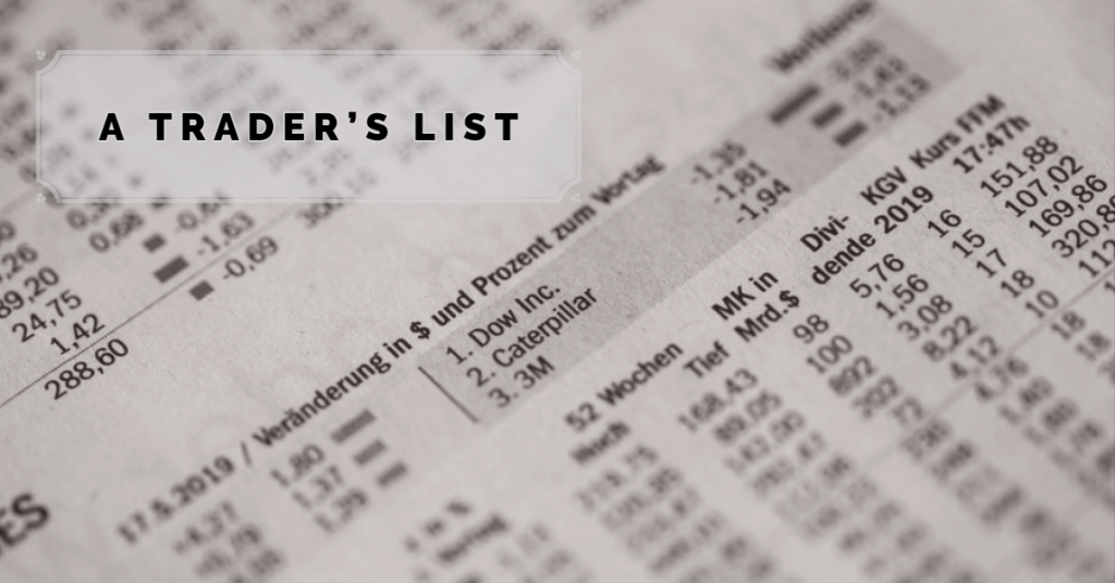 A Trader es List Of Every Trading Styles
